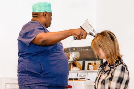 Dr. Christian Bisanga Hair Consultation